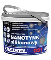 Dekoratyvinis tinkas Siliconputz Protect 031