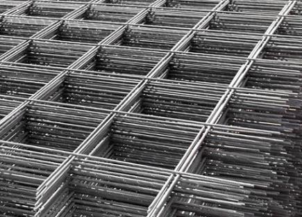 Armavimo tinklas 100×100 ( grindų betonavimui )