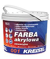 ACRYL-Fassadenfarbe 001