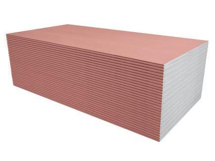Gipso kartono plokštė raudona Knauf