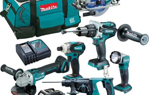 Makita įrankiai